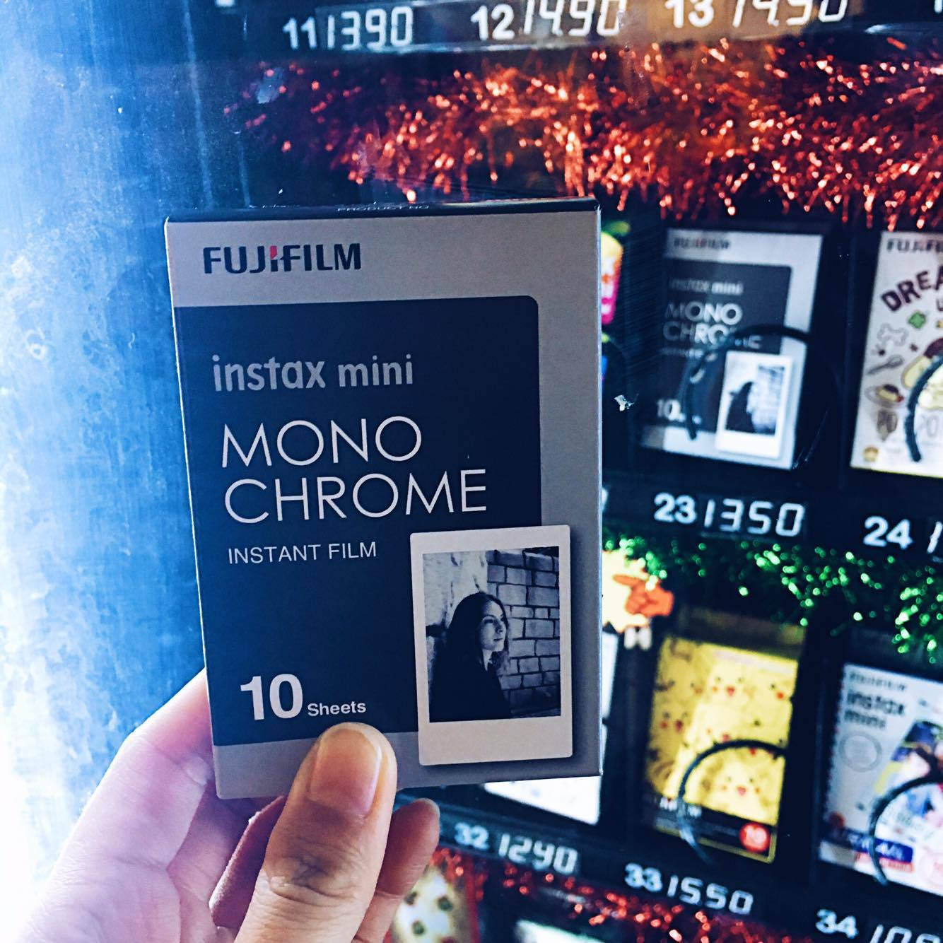 Cheapest Monochrome Instax Mini in Singapore